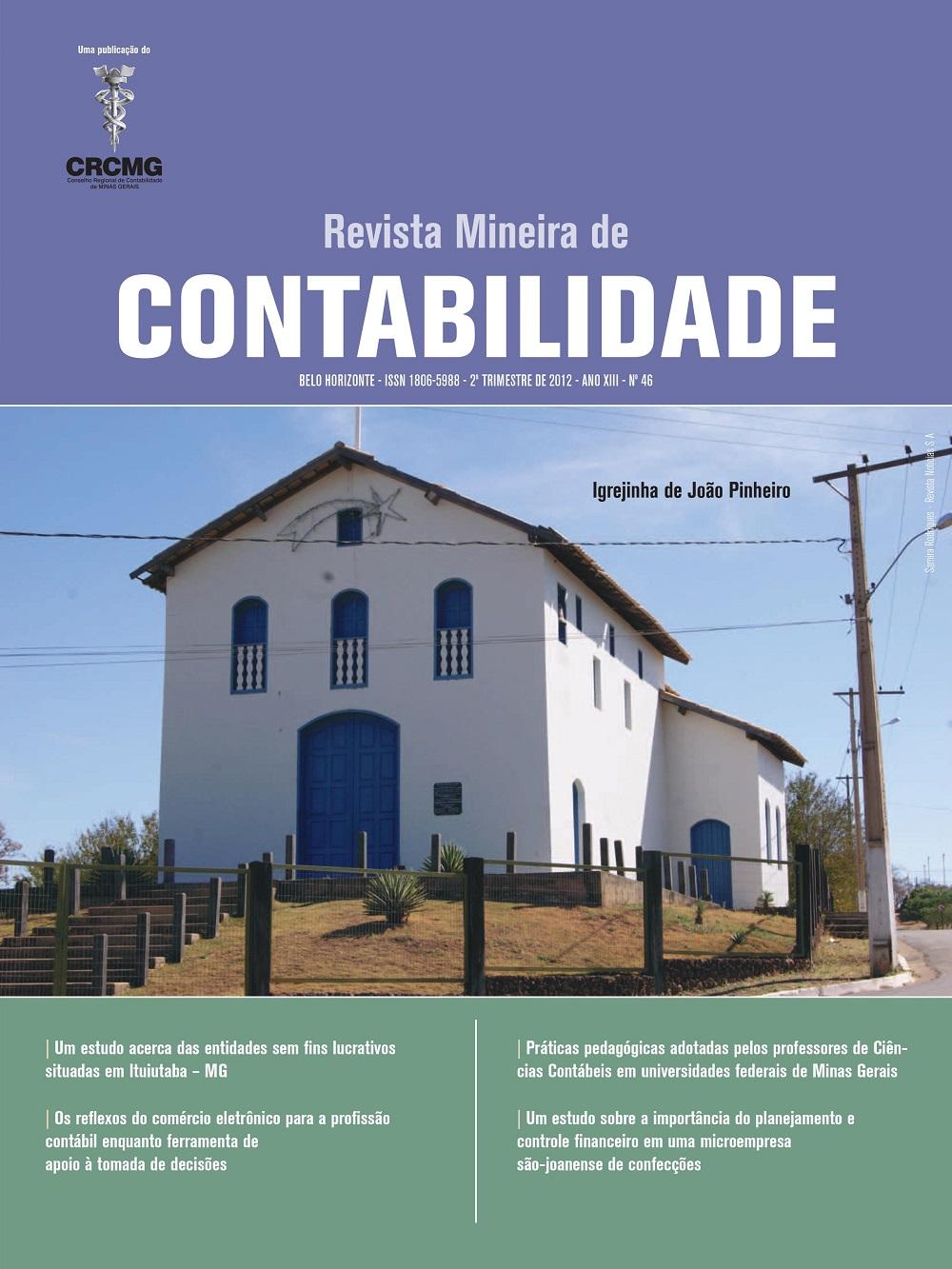 Visualizar v. 2 n. 46 (2012): 2º Trimestre de 2012 – Ano XIII