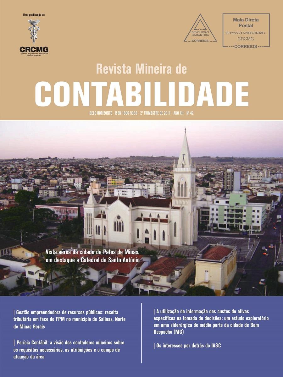 Visualizar v. 2 n. 42 (2011): 2º Trimestre de 2011 – Ano XII